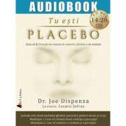 Tu esti placebo (CD MP3 cu durata: 14 ore si 28 de minute)