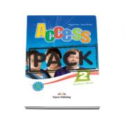 Pachetul elevului Access 2 - Students Book (+ ieBook) nivel Elementary (A2)