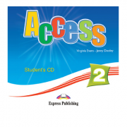 Access 2 Students CD. Curs de limba engleza, nivel Elementary A2