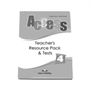 Curs limba engleza Access 4 - Teachers Resource Pack with Tests Intermediate (B1)