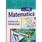 Matematica pentru clasa a VIII-a. Exercitii si probleme - Dana Radu, Eugen Radu