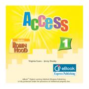Curs de limba engleza Access 1 ieBook - Virginia Evans