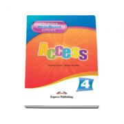 Curs limba engleza Access 4 - Interactive Whiteboard Software. Soft pentru tabla interactiva Intermediate (B1)