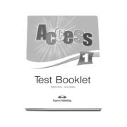 Curs limba engleza Access 1 Test Booklet Beginner (A1)