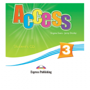 Curs de limba engleza Access 3. Students audio CD, nivel Pre-Intermediate