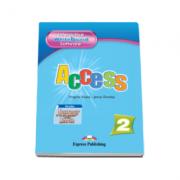Curs limba engleza Access 2 Elementary A2 - Soft pentru tabla interactiva (Interactive Whiteboard Software)