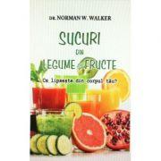 Sucuri din legume si fructe - Ce lipseste din corpul tau?
