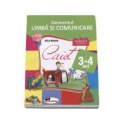 Domeniul Limba si Comunicare 3-4 ani (Gradinita copiilor isteti)