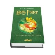 Harry Potter si camera secretelor - Volumul II (J. K. Rowling)