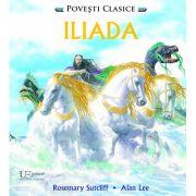 Iliada - Ilustratii de Alan Lee