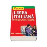 Limba Italiana - Dialoguri, texte, exercitii