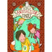 Scoala animalelor magice - Cu ilustratii de Nina Dulleck