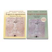 Manual si caiet de logica pentru clasa a IX-a (Set logica)