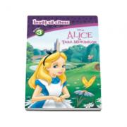 Alice in tara minunilor, nivelul 3 - Colectia Invat sa citesc