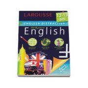 Engleza distractiva 12-13 ani. Larousse