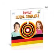 Invat limba germana (contine CD) pentru varstele 3-7 ani