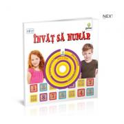 Invat sa numar (contine cd) pentru varstele 2-4 ani