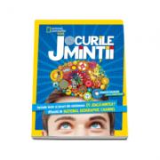 Jocurile mintii - Include teste si jocuri din emisiunea Iti joaca mintea? Difuzata de National Geographic Channel