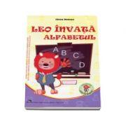 "Leo invata alfabetul (Colectia,, Leo te invata"")"
