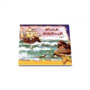 Mica sirena - Carte ilustrata din colectia Pas cu Pas