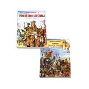 Set Povestiri istorice pentru copii (Dumitru Almas)