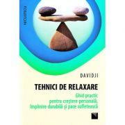 Tehnici de relaxare (Davidji)