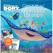 In cautarea lui Dory. Aventurile lui Dory