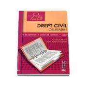 Caiet de seminar. Drept civil - Obligatiile