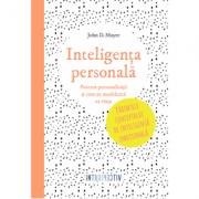 Inteligenta personala (John D. Mayer)