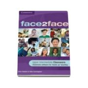 Face2Face Upper Intermediate Classware DVD-ROM (Single Classroom) - Pentru clasa a XII-a L2