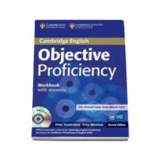 Objective Proficiency 2nd Edition Workbook without answers with Audio CD - Caietu elevului pentru clasa a XII-a, fara raspunsuri (Contine CD Audio)