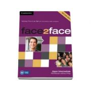 Face2Face Upper Intermediate 2nd Edition Workbook without Key - Caietul elevului pentru clasa a XII-a (Fara cheie)
