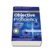 Objective Proficiency 2nd Edition Students Book with answers with Downloadable Software - Manualul elevului pentru clasa a XII-a (cu raspunsuri)
