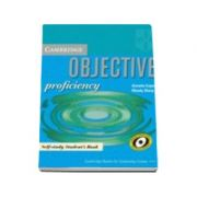 Objective Proficiency Self-Study Students Book - Manual pentru clasa a XII-a