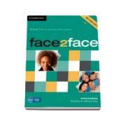 Face2Face Intermediate 2nd Edition Workbook without Key - Caietul elevului pentru clasa a XI-a (Fara cheie)