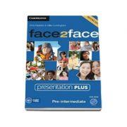 Face2Face Pre-intermediate 2nd Edition Presentation Plus DVD-ROM - Pentru clasa a XI-a