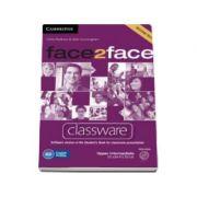Face2Face Upper Intermediate 2nd Edition Classware DVD-ROM - DVD pentru clasa a XII-a L2