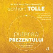 Audiobook - Puterea prezentului (Eckhart Tolle)