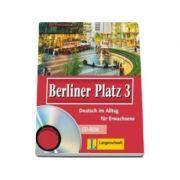 Berliner Platz 3 CD-rom - CD pentru clasa a XI-a L2