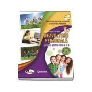 Dezvoltare personala, manual pentru clasa a II-a, Semestrul I si Semestrul II (Constanta Cuciinic) - Contine CD cu editia digitala