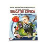Educatie civica, manual pentru clasa a III-a, Semestrul I si Semestrul II (Dumitra Radu, Gherghina Andrei) - Contine CD cu editia digitala