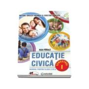 Educatie civica, manual pentru clasa a III-a, Semestrul I si Semestrul II (Olga Piriiala) - Contine CD cu editia digitala