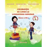 Exercitii de Limba si Literatura Romana, clasa a IV-a (Adina Grigore)