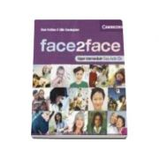Face2Face Upper Intermediate Class Audio CDs (3) - CD pentru clasa a XII-a L2