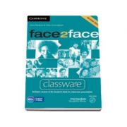 Face2Face Intermediate 2nd Edition Classware DVD-ROM - Pentru clasa a XI-a
