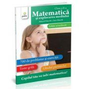 Matematica si explorarea mediului clasa a II-a - 700 de probleme si exercitii (Editie actualizata)