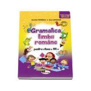 Gramatica limbii romane pentru clasa a III-a - Aurelia Fierascu