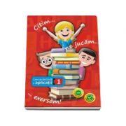 Caiet de lectura si aplicatii pentru clasa I (Editie 2016)