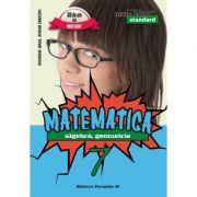 Mate 2000 STANDARD clasa a VII-a. Matematica - algebra, geometrie