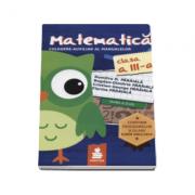 Matematica Culegere - Auxiliar al manualelor pentru clasa a III-a. Volumul II - Dumitru Paraiala. Conform programelor scolare O. MEN 5003-2014